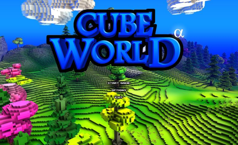 After 6 Years, Cube World is Finally Coming Out on Steam
