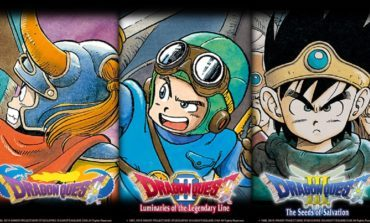 Dragon Quest I, II, and III on the Switch in Asia to Have English as a Language Option