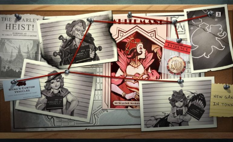 Heroes of the Storm's Scarlet Heist Event Brings the 1920's to the Nexus