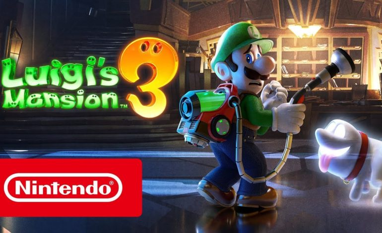 Luigi's Mansion 3 Developers Reveal Game Concepts