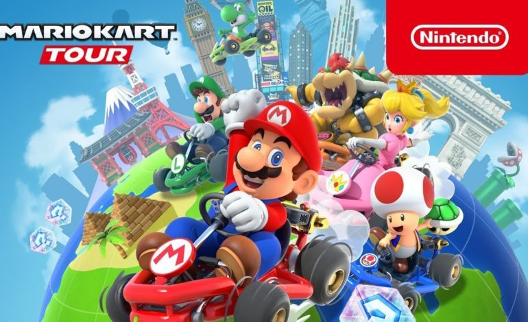Mario Kart Tour Real-Time Multiplayer Beta Begins