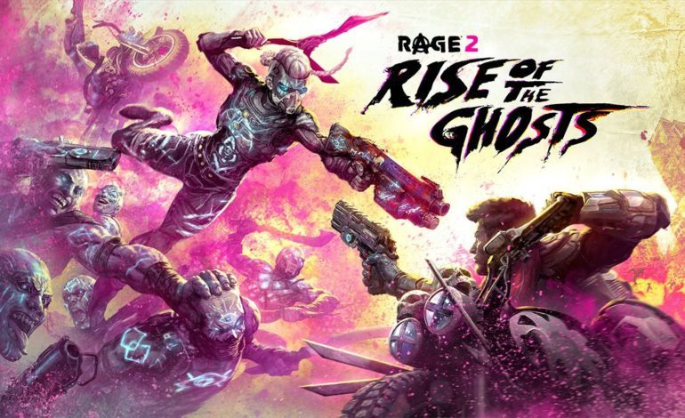 """Rage 2 Gets First Major Expansion Titled """"Rise of the Ghosts"""", Which Brings Back a Faction From the First Game"""