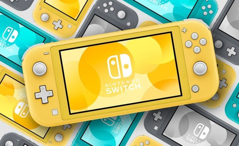 Nintendo Switch Lite v2 already is in Development after Joy-Con Drift Issues