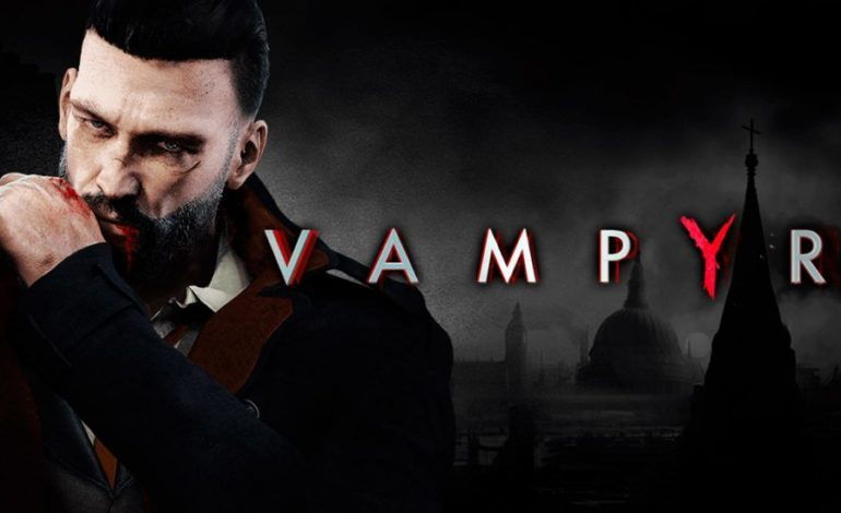 Dontnod's Vampyr Coming to Nintendo Switch in October