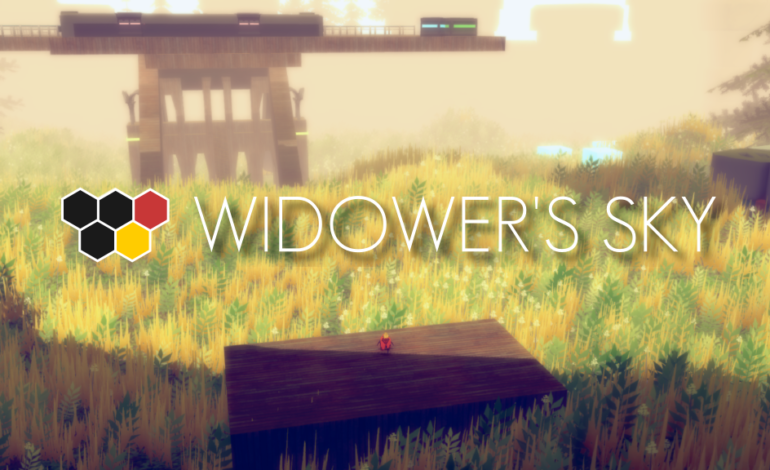 Three Years in the Making, Widower's Sky Finally Launches With New Trailer