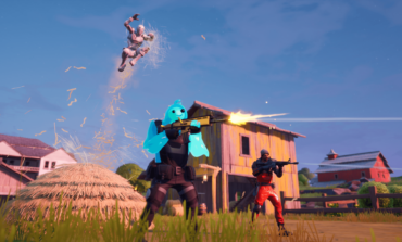 Fortnite Glitch Launches Players from Dumpsters