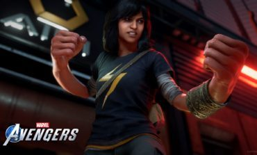 Kamala Khan aka Ms. Marvel set to be a Playable Character in Marvel's Avengers
