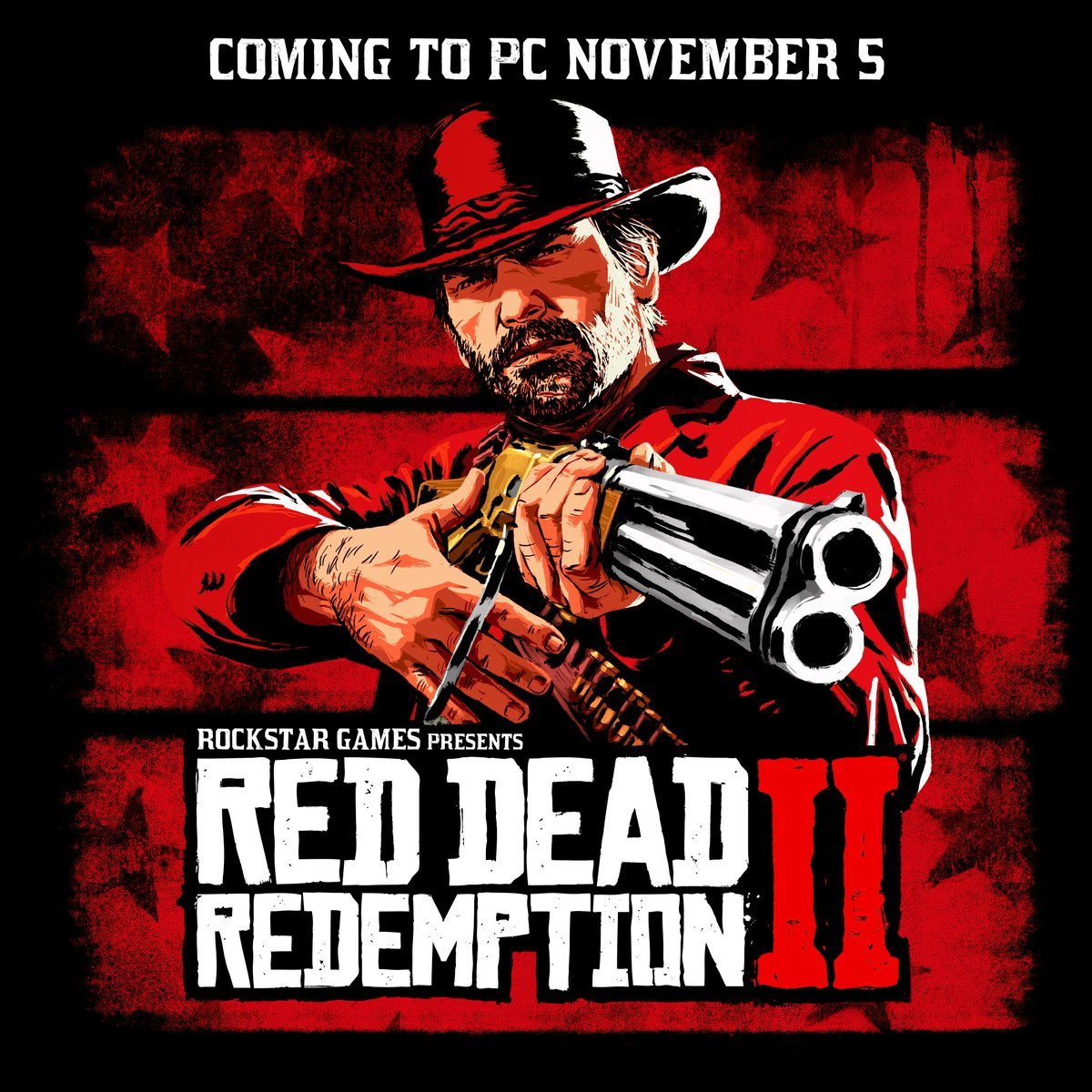 Red Dead Redemption II Officially Announced For PC
