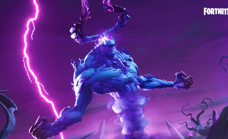 Take on the Storm King in Halloween Event Fortnitemares