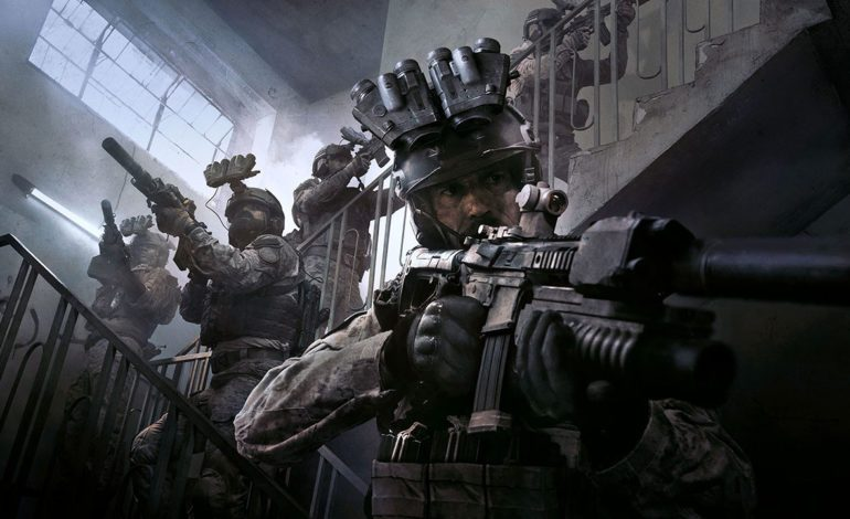 Infinity Ward Continues Support For Black Lives Matter With New Ban Initiative