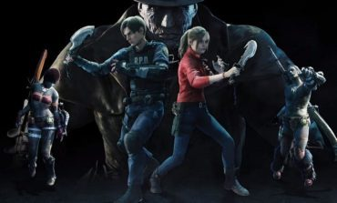 Leon and Claire Coming to Monster Hunter World for Resident Evil Crossover Event