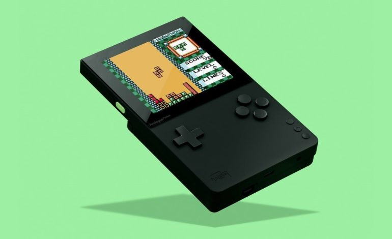 Analogue Pocket Announced, A Modern Handheld for Retro Games, Launches 2020