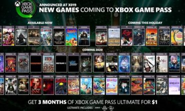X019: Over 50 New Games Coming To Xbox Game Pass