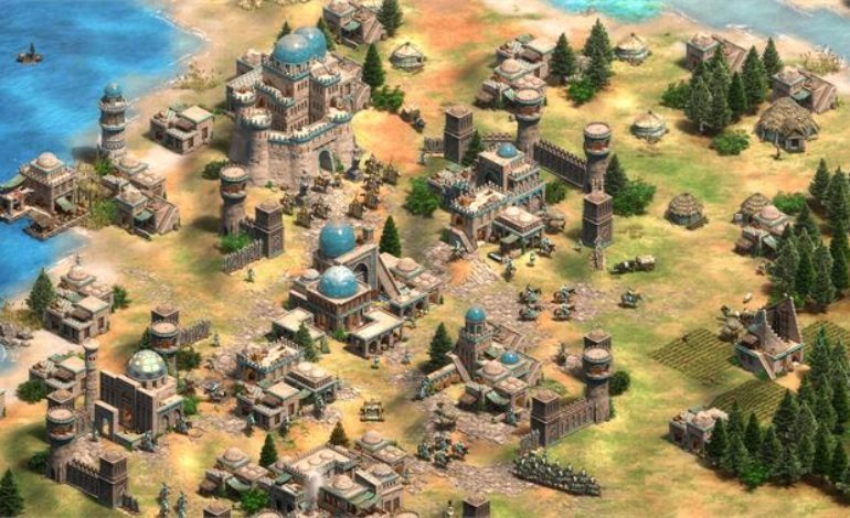Age of Empires Possibly Coming to Console