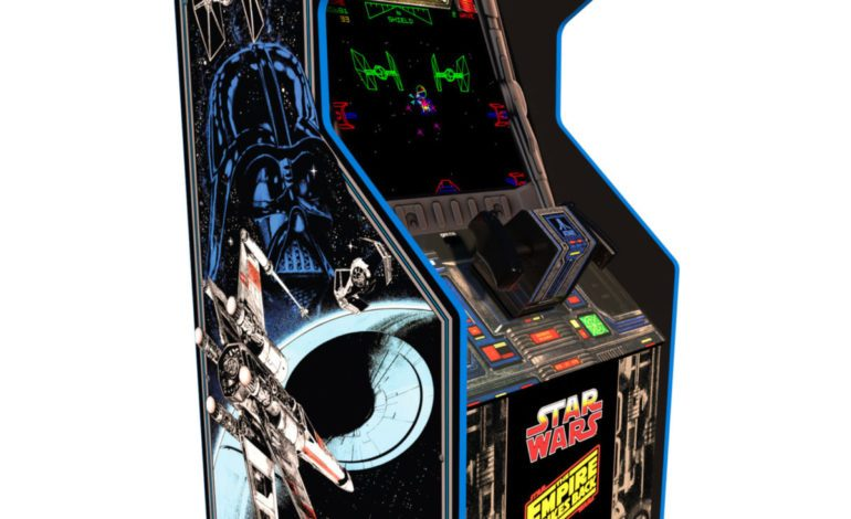 Arcade1Up's Star Wars At-Home Arcade Now Available