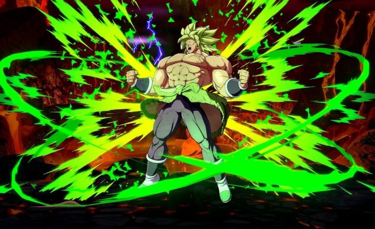 Broly (DBS) Officially Joins Dragon Ball FighterZ on December 5