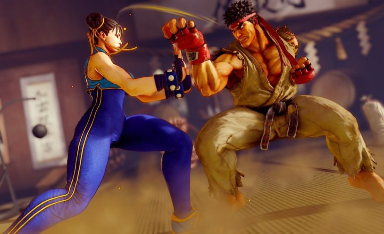 "Capcom Announces New Street Fighter V Season, Adding ""V"" New Characters"