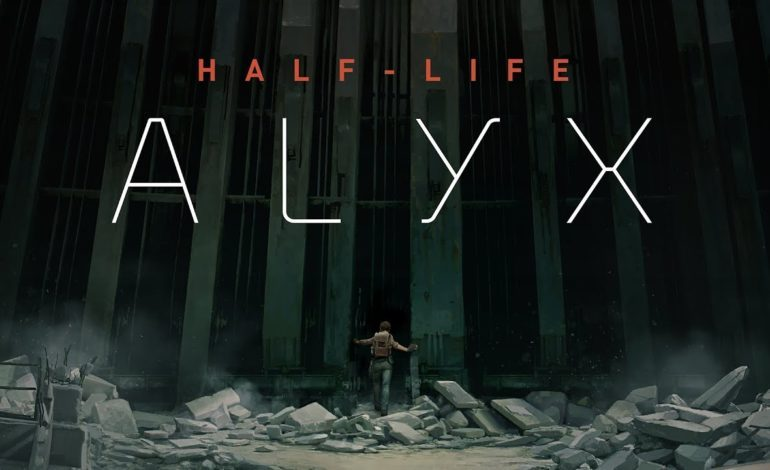 VR Exclusive Half-Life: Alyx Releases in March 2020