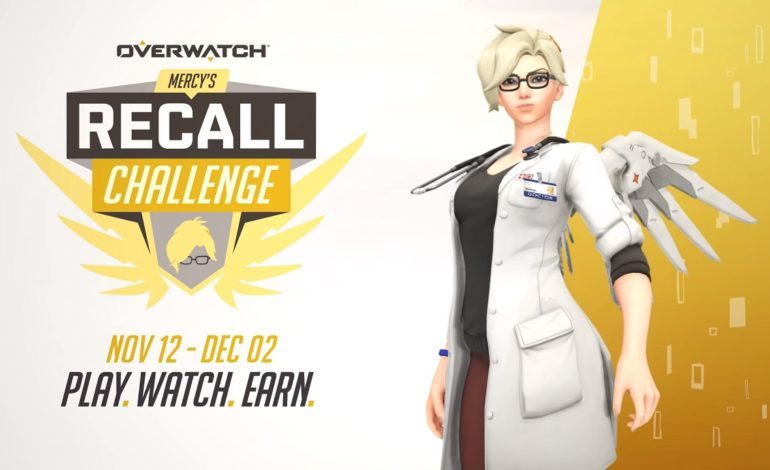Blizzard Confirms New Mercy Skin, Unlocks in Overwatch's Brand New Challenge Event