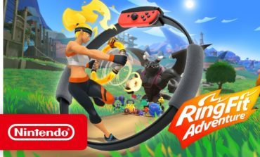 Nintendo Apologizes for Supply Shortage of Ring Fit Adventure in Japan