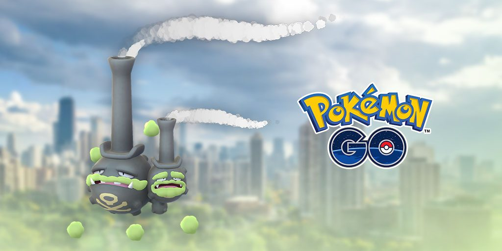 New Events Coming to Pokémon Go in November, Plus Galarian Weezing Raids