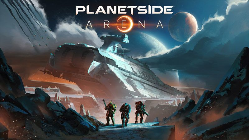 PlanetSide Arena Shutting Down January 10th, 2020