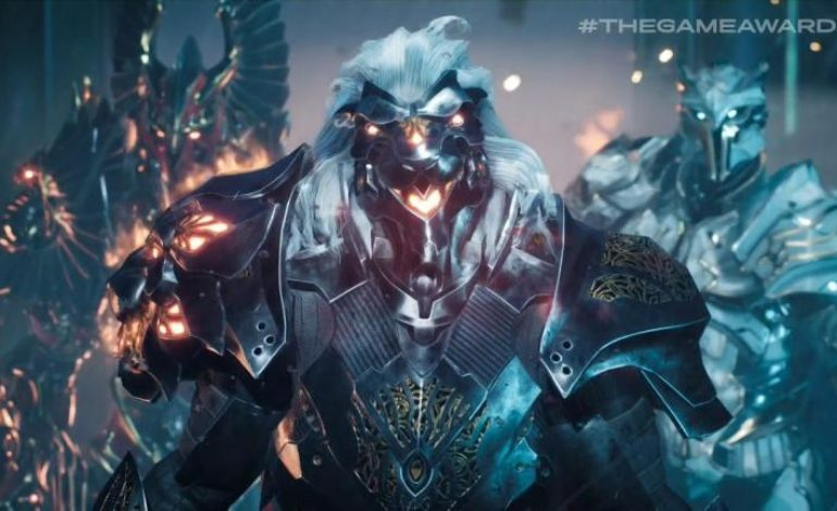 Godfall Unveiled At The Game Awards For PlayStation 5