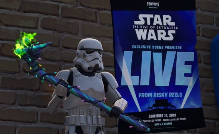 New Star Wars The Rise of Skywalker Scene to Debut Exclusively in Fortnite Next Week