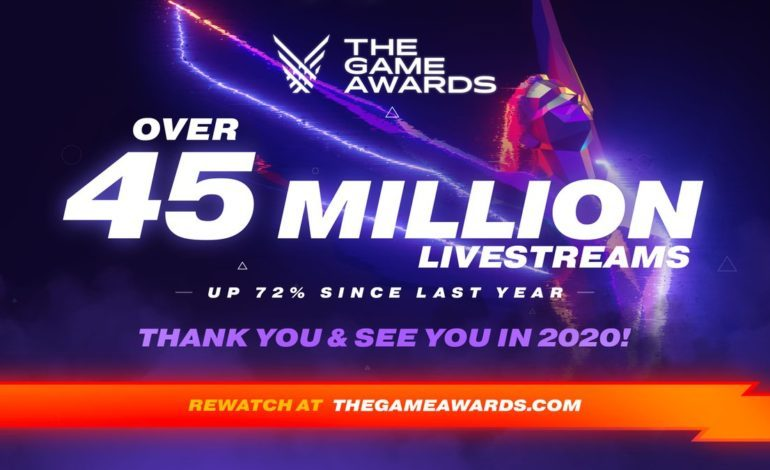 The Game Awards 2019 Viewership Increased 73% From Last Year