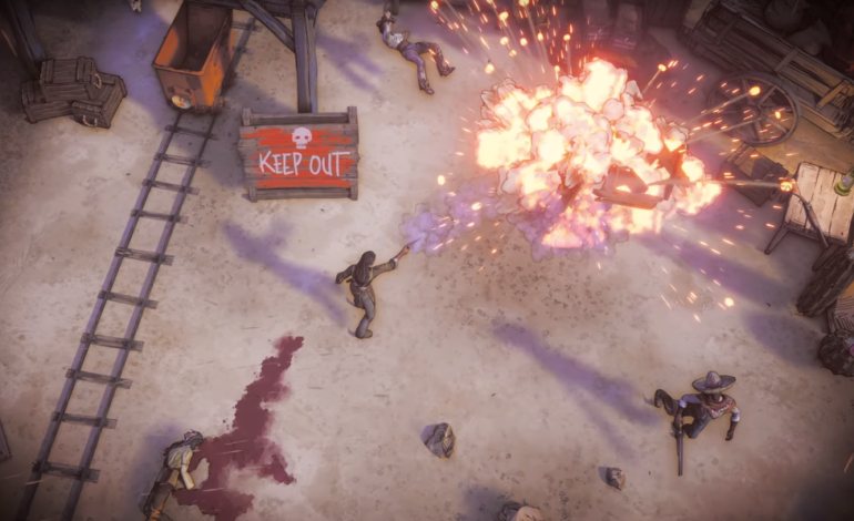 The Game Awards: WolfEye Studio's First Game Weird West Announced