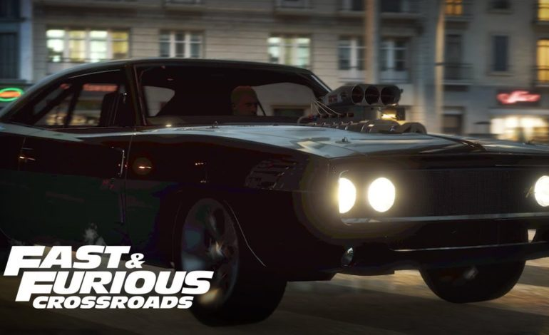 Fast and Furious Crossroads New Release Date and Gameplay Trailer