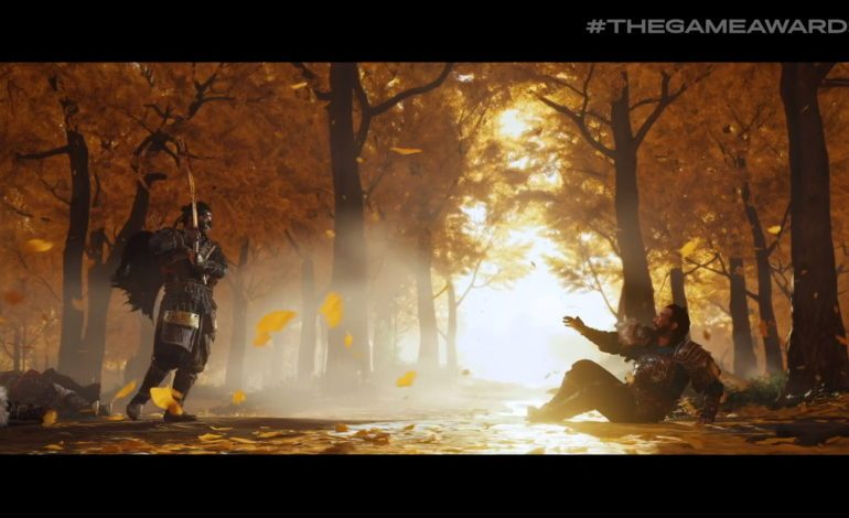 New Ghost of Tsushima Footage and Release Window Revealed at The Game Awards 2019