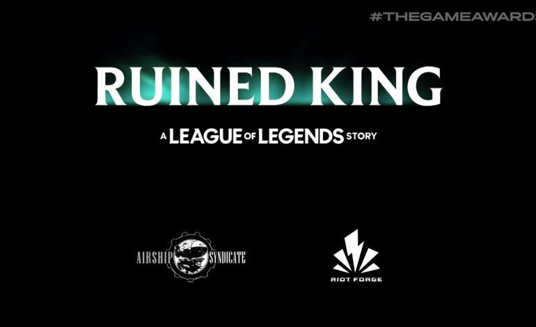 Ruined King: A League of Legends Story Announced at The Game Awards 2019