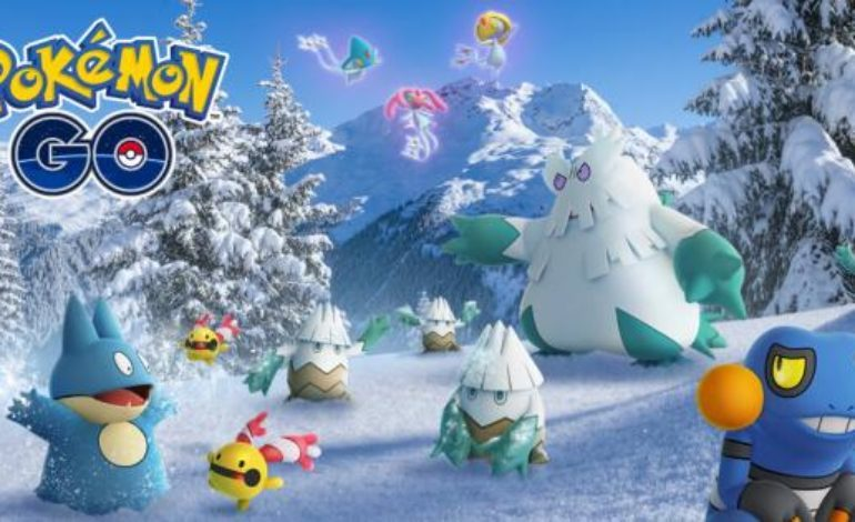 Niantic Announces New Events Coming to Pokémon Go This Month, Including Huge Holiday Event