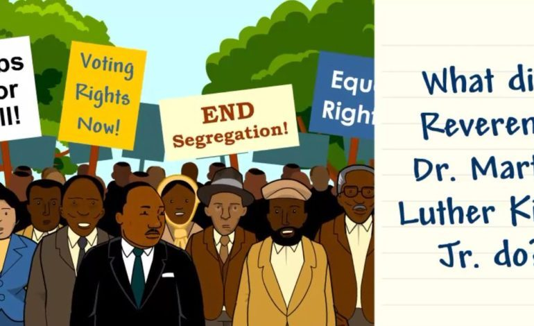 BrainPOP Helps Children Learn About Martin Luther King Jr.