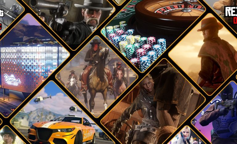 Rockstar Celebrates Record-Breaking Holiday Season In Grand Theft Auto Online & Red Dead Online