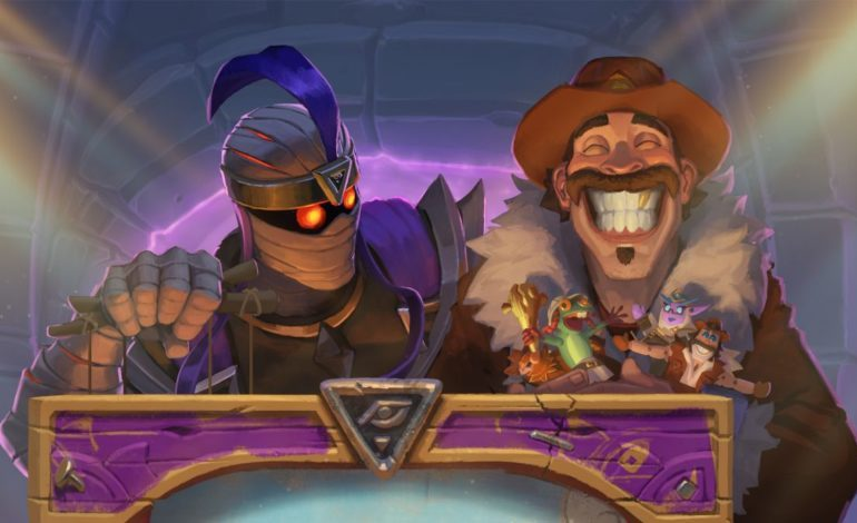 Galakrond's Awakening Chapter 1 Is Now Available To Play In Hearthstone