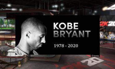 Kobe Bryant Tribute Featured in Latest NBA 2K20 Update