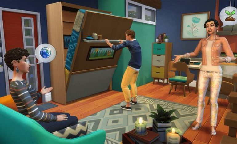 EA Expands The Sims 4 with Tiny Living Stuff Pack