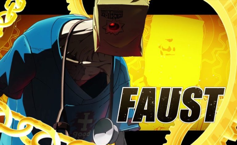 Latest Guilty Gear: Strive Trailer Features a Much Scarier Faust