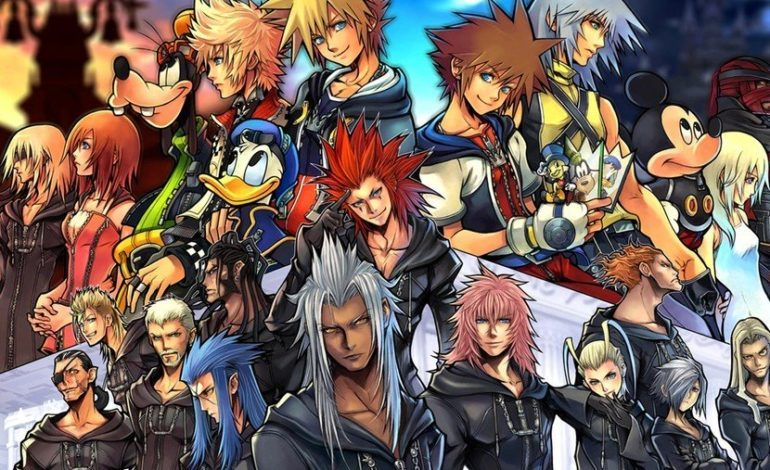 Square Enix Reveals Project Xehanort, a New Kingdom Hearts Mobile Game