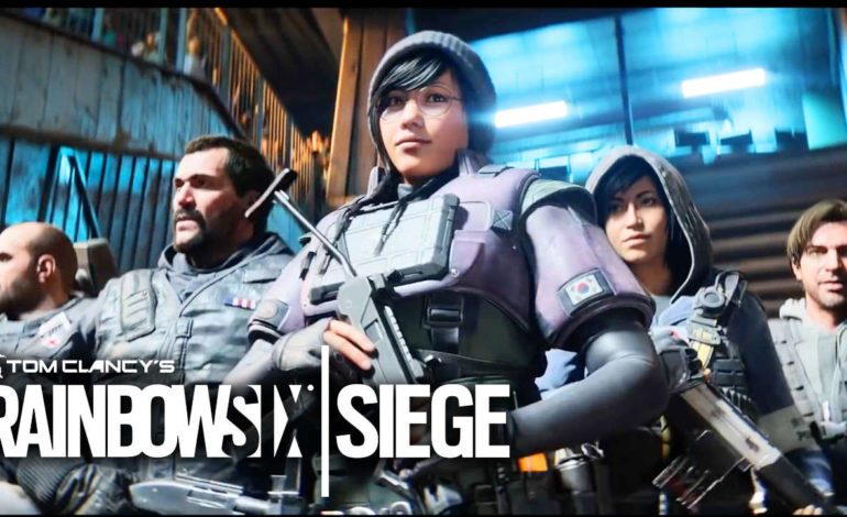 Ubisoft Reveals Plans For Years 5 & 6 Of Rainbow Six Siege