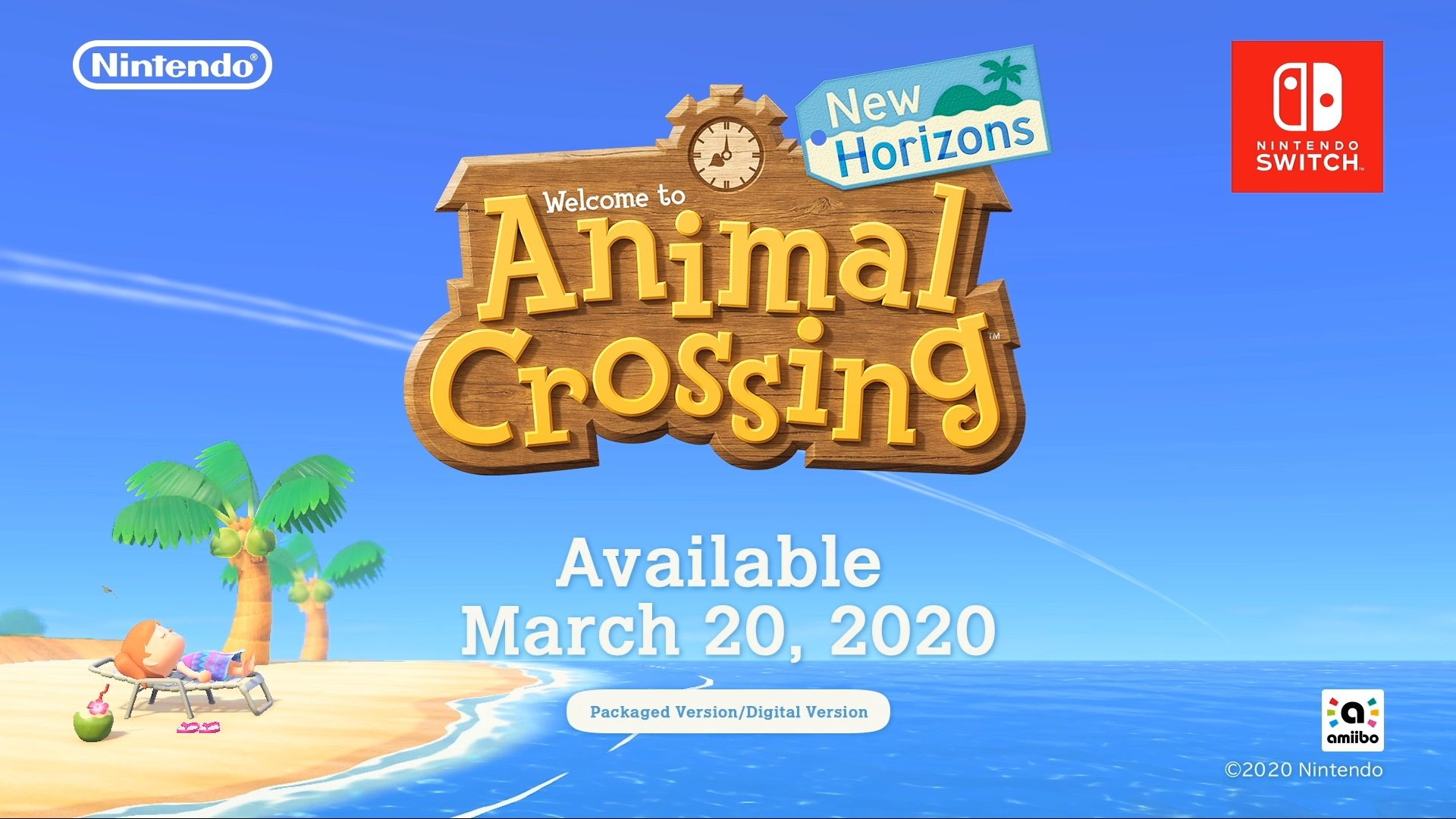 Animal Crossing: New Horizons Direct Showcases Tons of Customization, Island Crafting, and More