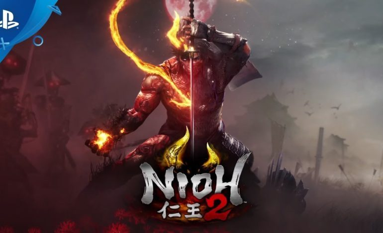 Nioh 2 Has Officially Gone Gold Ahead of its March Release