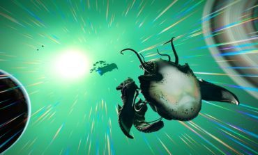No Man's Sky Latest Update Living Ship Allows Players to Grow Their Own Ship, Releases Today