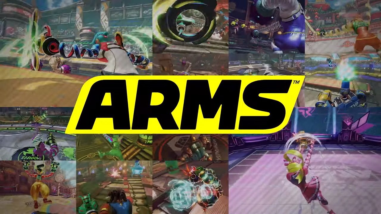 Super Smash Bros. Ultimate's Next DLC Fighter Comes From Arms