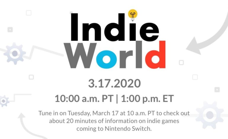 WEBCAST: Nintendo Indie World Showcase Livestream