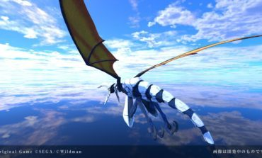 Panzer Dragoon Voyage Record Announced as a Full Fledged VR Experience