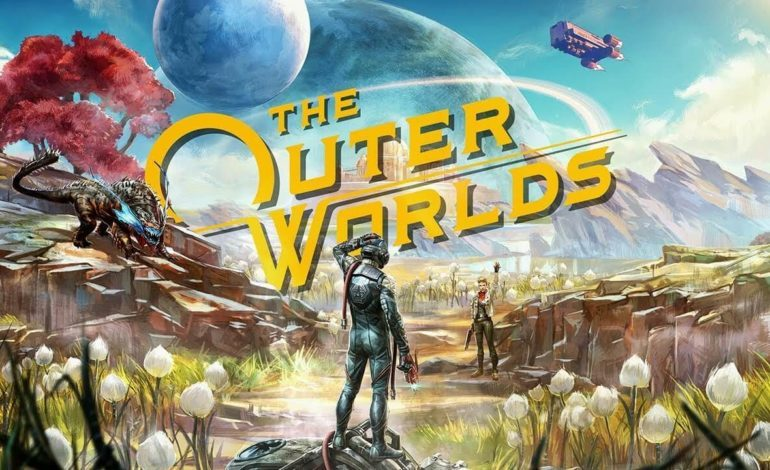 RPG The Outer Worlds Coming to Nintendo Switch in Early June