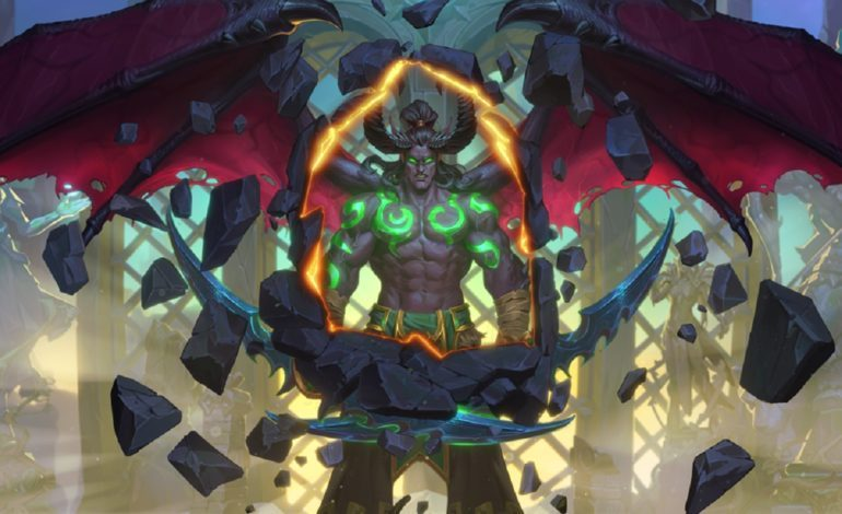 Hearthstone's Newest Expansion Ashes of Outland Launches This April